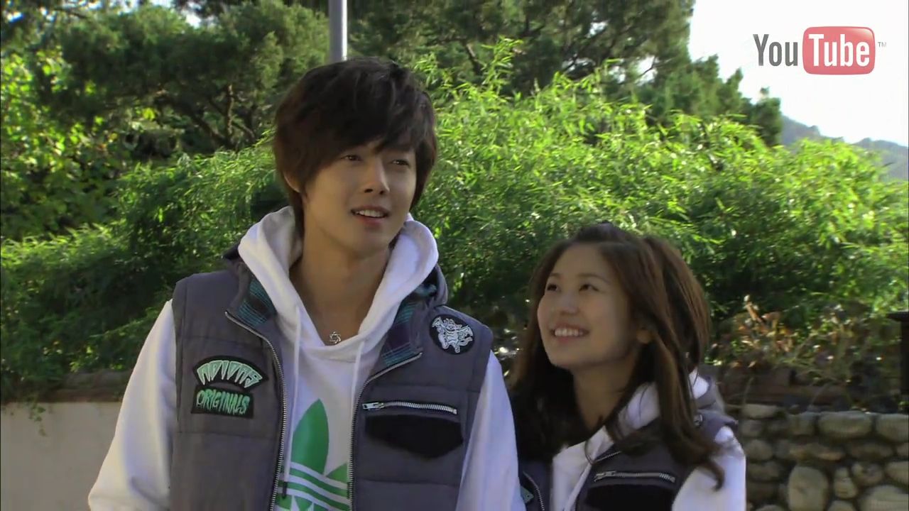 Naughty kiss episode 7 2010 - Credit Khj Dc Gall Thanks Lyn For Sending Me These Photos